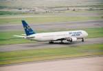 熊五郎~さんが、羽田空港で撮影したスカイマーク 767-3Q8/ERの航空フォト(写真)