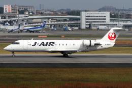 Echo-Kiloさんが、伊丹空港で撮影したジェイ・エア CL-600-2B19 Regional Jet CRJ-200ERの航空フォト(写真)
