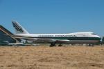 Narita spotterさんが、マックミンヴィル市営空港で撮影したエバーグリーン航空 747-212Bの航空フォト(写真)