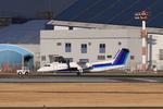 ちぃこさんが、伊丹空港で撮影したANAウイングス DHC-8-314Q Dash 8の航空フォト(写真)