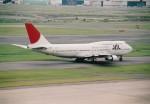 熊五郎~さんが、羽田空港で撮影した日本航空 747-146B/SR/SUDの航空フォト(写真)