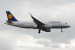 PASSENGERさんが、ロンドン・ヒースロー空港で撮影したルフトハンザドイツ航空 A320-214の航空フォト(写真)