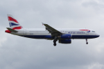 PASSENGERさんが、ロンドン・ヒースロー空港で撮影したブリティッシュ・エアウェイズ A320-232の航空フォト(写真)