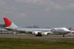 B747さんが、成田国際空港で撮影した日本航空 747-246F/SCDの航空フォト(写真)