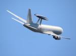 モッチーさんが、浜松基地で撮影した航空自衛隊 E-767 (767-27C/ER)の航空フォト(写真)