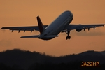 JA22HPさんが、広島空港で撮影した日本航空 A300B4-622Rの航空フォト(写真)