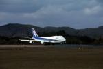 Gambardierさんが、広島空港で撮影した全日空 747-481(D)の航空フォト(写真)