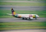 熊五郎~さんが、羽田空港で撮影したスカイネットアジア航空 737-4H6の航空フォト(写真)