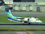 White Pelicanさんが、福岡空港で撮影したオリエンタルエアブリッジ DHC-8-201Q Dash 8の航空フォト(写真)