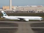 51ANさんが、羽田空港で撮影したキャセイパシフィック航空 777-367/ERの航空フォト(写真)
