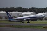 GESSOさんが、成田国際空港で撮影した全日空 767-381/ERの航空フォト(写真)