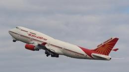 肉食獣さんが、羽田空港で撮影したエア・インディア 747-437の航空フォト(写真)