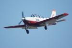 ツインオッターさんが、防府北基地で撮影した航空自衛隊 T-7の航空フォト(写真)