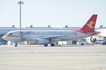 Wings Flapさんが、関西国際空港で撮影した天津航空 A320-232の航空フォト(写真)
