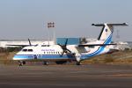 たまさんが、羽田空港で撮影した海上保安庁 DHC-8-315Q MPAの航空フォト(写真)