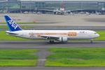 PASSENGERさんが、羽田空港で撮影した全日空 767-381/ERの航空フォト(写真)