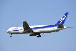 xinerさんが、成田国際空港で撮影した全日空 767-381/ERの航空フォト(写真)