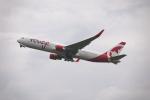 keikei123さんが、関西国際空港で撮影したエア・カナダ・ルージュ 767-33A/ERの航空フォト(写真)