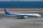 sakuraさんが、羽田空港で撮影した全日空 A321-131の航空フォト(写真)