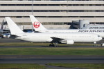 SFJ_capさんが、羽田空港で撮影した日本航空 767-346の航空フォト(写真)