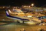 きったんさんが、中部国際空港で撮影した全日空 767-381/ERの航空フォト(写真)