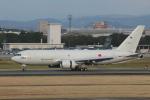 TRdenさんが、名古屋飛行場で撮影した航空自衛隊 767-2FK/ERの航空フォト(写真)