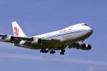 senyoさんが、成田国際空港で撮影した中国国際航空 747-2J6B(SF)の航空フォト(写真)
