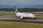静岡空港 - Shizuoka Airport [FSZ/RJNS]で撮影されたユナイテッド航空 - United Airlines [UA/UAL]の航空機写真