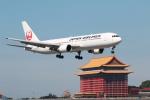 takaRJNSさんが、台北松山空港で撮影した日本航空 767-346/ERの航空フォト(写真)