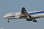 妄想竹さんが、羽田空港で撮影した全日空 777-281/ERの航空フォト(写真)