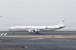 じゃまちゃんさんが、羽田空港で撮影したドイツ空軍 A340-313Xの航空フォト(写真)