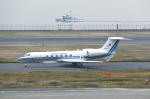 じゃまちゃんさんが、羽田空港で撮影した海上保安庁 G-V Gulfstream Vの航空フォト(写真)