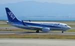 Juliaさんが、関西国際空港で撮影した全日空 737-781の航空フォト(写真)