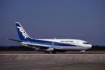 kumagorouさんが、仙台空港で撮影したエアーニッポン 737-281の航空フォト(写真)
