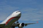 アップルゆこさんが、台北松山空港で撮影した上海航空 A330-343Xの航空フォト(写真)