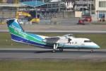 YASKYさんが、福岡空港で撮影したオリエンタルエアブリッジ DHC-8-201Q Dash 8の航空フォト(写真)