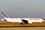 菊池 正人さんが、パリ シャルル・ド・ゴール国際空港で撮影したエールフランス航空 777-228/ERの航空フォト(写真)