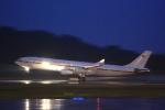 JA711Aさんが、長崎空港で撮影したドイツ空軍 A340-313Xの航空フォト(写真)