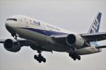 ドラパチさんが、成田国際空港で撮影した全日空 777-281/ERの航空フォト(写真)