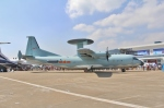 TAOTAOさんが、珠海金湾空港で撮影した中国人民解放軍 空軍 Y-9の航空フォト(写真)