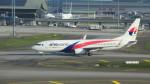 twinengineさんが、クアラルンプール国際空港で撮影したマレーシア航空 737-8H6の航空フォト(写真)