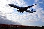 23Skylineさんが、成田国際空港で撮影した全日空 777-381/ERの航空フォト(写真)