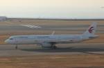 TRdenさんが、中部国際空港で撮影した中国東方航空 A321-231の航空フォト(写真)