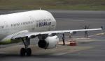planetさんが、金浦国際空港で撮影したエアプサン A321-231の航空フォト(写真)