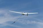 zibaさんが、木曽川滑空場で撮影した日本個人所有 ASK 23の航空フォト(写真)