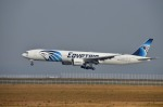 we love kixさんが、関西国際空港で撮影したエジプト航空 777-36N/ERの航空フォト(写真)