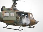 ジャトコさんが、小倉駐屯地で撮影した陸上自衛隊 UH-1Jの航空フォト(写真)