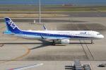 Wings Flapさんが、羽田空港で撮影した全日空 A321-211の航空フォト(写真)