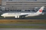 Wings Flapさんが、羽田空港で撮影した日本航空 777-246の航空フォト(写真)