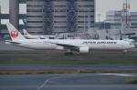 Wings Flapさんが、羽田空港で撮影した日本航空 777-346の航空フォト(写真)